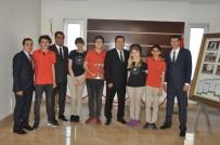 MARATON - Gaziantep Kolej Vakfı Münazarada Türkiye Şampiyonu