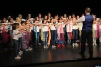 ÇOCUK KOROSU - Genç Yeteneklerden Unutulmaz Konser