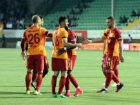 HAKAN BALTA - Gol Düellosundan Galatasaray Galip Çıktı