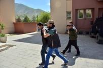 DURANKAYA - Hakkari'de FETÖ Operasyonunda 5 Tutuklama