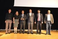 DAVUTPAŞA - Hayvan Dostu Tepebaşı Belediyesi'ne Ödül