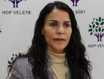 HDP - HDP'li Besime Konca gözaltına alındı