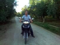 ŞERİT İHLALİ - İki Çocuk Babası Motosiklet Kazasında Öldü
