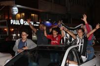 SIYAH BEYAZ - İskenderun'da Şampiyonluk Sevinci
