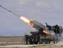 İSRAIL - İsrail balistik füze denemesi yaptı