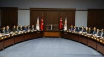 RAVZA KAVAKÇI KAN - İşte Erdoğan'ın A Takımı