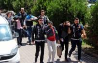 MERMİ - Karabük Merkezli 3 İlde Uyuşturucu Operasyonu