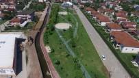 ERTUĞRUL GAZI - Kartepe'de Kanal Park Projesi Hızla İlerliyor