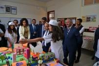 MİLLİ EĞİTİM MÜDÜRÜ - Kulu'da 4006 TÜBİTAK Bilim Fuarı Açıldı