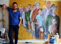 SURIYE DEVLET BAŞKANı - 'Liderler Mülteci Olsa' Sergisi Dubai'de Açıldı