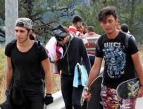 SITKI KOÇMAN ÜNİVERSİTESİ - Liselilerin otostop yolculuğu korkunç bitti