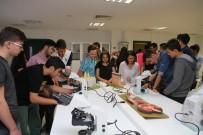 GENETIK - MABEM'li Öğrencilerden İzmir Ekonomi Üniversitesine İlgi