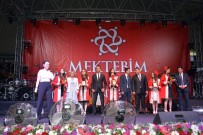 YEMİN TÖRENİ - Mektebim'de Mezuniyet Töreni Yapıldı