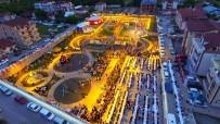 TRAFİK EĞİTİM PARKI - Minik Sürücüler İçin Devasa Trafik Parkı Havadan Görüntülendi