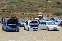 MODIFIYE - Modifiyeli Araçlar Bodrum'da Görücüye Çıktı