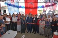 VATAN HAINI - Nazilli Belediyesi Uzunçam'a Çok Amaçlı Salon Kazandırdı