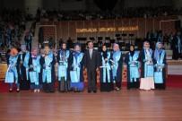 ALI AKPıNAR - NEÜ İlahiyat Fakültesi Mezun Öğrencilerini Törenle Uğurladı