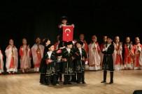 HASAN POLATKAN - Odunpazarı Belediyesi Halk Dansları Topluluğundan Yıl Sonu Gösterisi