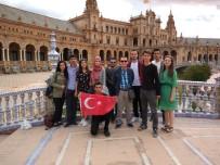 ERASMUS - Öğrenciler Avrupa Stajını Tamamladı