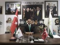 TARIHÇI - Osmanlı Ocakları Genel Başkanı İstanbul'un Fethini Kutladı