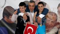 ZİHİNSEL ENGELLİLER - Otizmli Bingül Kardeşler, İzmir'den Birincilikle Döndü