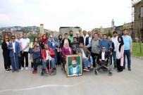 ABDÜLHAMİD HAN - Payitaht Abdülhamid Setine Anlamlı Ziyaret