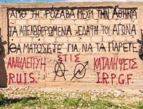 ÇATIŞMA - PKK'ya katılan Yunan anarşistler