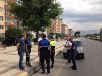 SÜLEYMAN DEMİREL - Polis Ve Zabıtadan Huzurlu Sokaklar Uygulaması