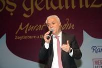 KıYAMET - Prof. Dr. Nihat Hatipoğlu, Zeytinburnu'nda Ramazan Söyleşisine Katıldı