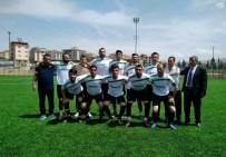 HEKİMHAN - Pütürge Belediyespor Ligi Şampiyon Tamamladı
