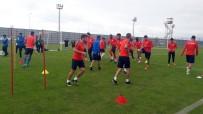 ALANYASPOR - Rizespor, Alanya Maçı Hazırlıklarına Başladı