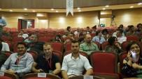 KAMİL OKYAY SINDIR - Samandağ Belediyesi Sosyal Belediyeler Ağı Çalıştayı'nda Hatay'ı Temsil Etti