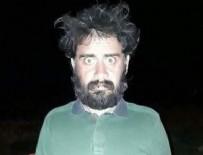 TSK - Sınırda yakalanan teröristin son hali