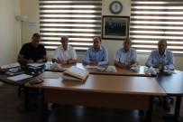 TAHSIN KURTBEYOĞLU - Söke OSB'de Atık Su Ve Yağmur Suyu Hattı Yapımı Başlıyor