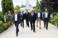 TEKNOLOJI - Su Sektörünün Devleri Gaziantep'te Buluştu