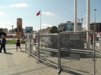 GEZİ PARKI - Taksim Ve Gezi Parkı'nda Sıkı Güvenlik Önlemleri