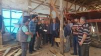 PİRİ REİS - Tekkeönü Kooperatifi'ni Ziyaret Edip Sorunları Dinlediler