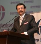 TEKNOLOJI - TOBB Başkanı Hisarcıklıoğlu Açıklaması 'Risk Yönetiminde Sigorta Vazgeçilmezimiz'