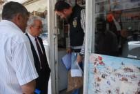 VERGİ DAİRESİ - Tokat'ta Kıyılmış Tütün Denetimine Esnaf Tepkisi