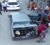 TERÖRLE MÜCADELE - 'Torbacı'lar Dronedan Kaçamadı