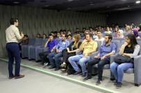 ÜNİVERSİTE KAMPÜSÜ - Üniversite Adaylarına HKÜ'de Seminer