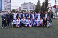 TıP FAKÜLTESI - Yahya Kara Futbol Turnuvası Sona Erdi