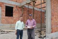AHŞAP EV - Yangınzedeler İçin Kahvehanesinde Yardım Kampanyası Başlattı