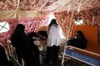 ÇATIŞMA - Yemen'de Kolera Salgını