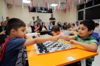 ADİLE NAŞİT - Yenimahalle'de Anaokullar Arası 'Satranç' Turnuvası
