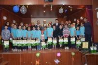 EĞİTİM DERNEĞİ - Yunus Emre Derneği Başarılı Öğrencileri Ödüllendirdi