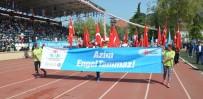 ÜSKÜDAR BELEDİYESİ - 2 Bin Özel Sporcu, Atletizm Yarışlarında Ter Döktü