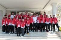 ESAT DELIHASAN - 52. Büyükler Avrupa Karate Şampiyonası Başlıyor