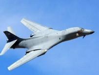 PROVOKASYON - ABD'den B-1 savaş uçaklarıyla Kuzey Kore'ye gözdağı