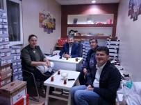 SEKTE - AK Parti'den Esnafa Teşekkür Ziyareti